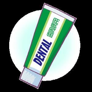 歯周病歯みがきペースト